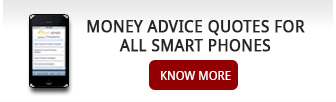 Money Advice Quotes for   all smart phones